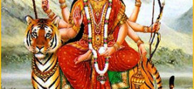 मैया नवरात्रो  में  जब धरती पे आती है