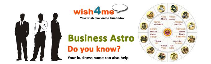 business astro