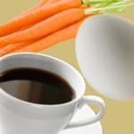 Carrot-Cofeebeans-Eggs