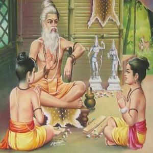 Guru Purnima Story