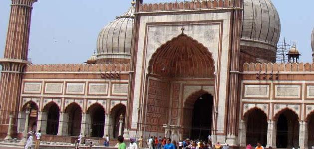 begamapuree masjid