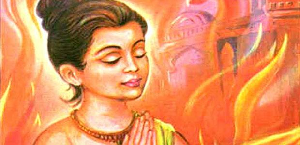 bhakt ka adbhut avadaan