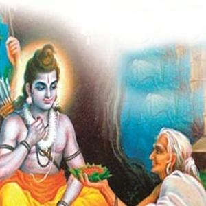 Shabri Ki Prem Bhagti Story