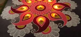 Importance of Rangolis During Diwali………………..