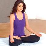 Anahata Chakra Baddha Hasta Virabhadrasana Step 5