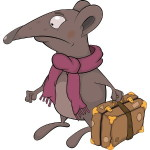 Rat Suitcase