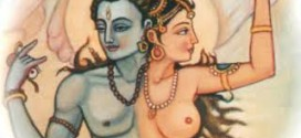 शंकर की आधी प्रतिमा पुरुष की है और आधी स्त्री की – अर्धनारीश्वर