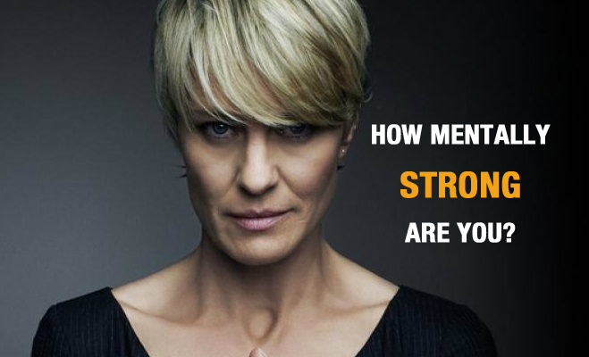 Mentally and Emotionally strong