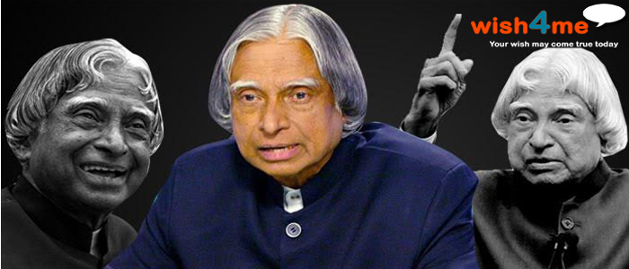 Dr. Abdul Kalam was contesting for the post of President