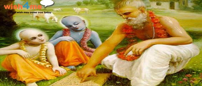 There were 2 disciples of a Guru